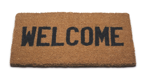 Welcome Mat Parkwood Home